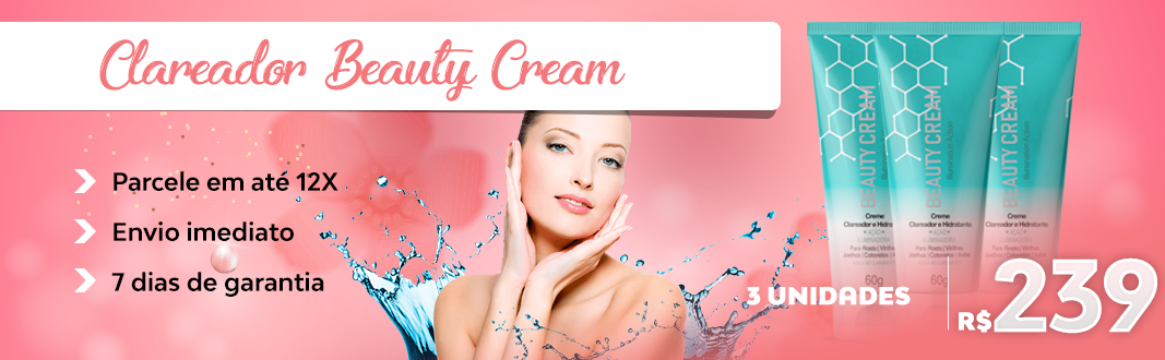 Checkout Beauty Cream - 3 unidades